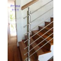 Wholesale Customized decorative stainless steel rod stairs railing from china suppliers
