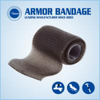Wholesale Various Size Connection Strengthen Armored Bandage/ Anticorrosion Cable Protection Bandage/Leaking Pipe Repair Bandage from china suppliers