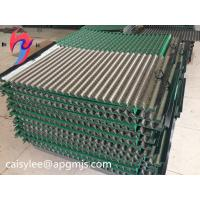 Buy cheap Stainless Steel FLC Oilfield Shaker Screen , Oil Mud Vibrating Screen from wholesalers