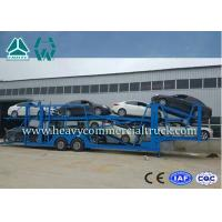Wholesale 12 Vehicle Large Capacity Car Transporter Trailer 8 Piece Leaf Spring from china suppliers