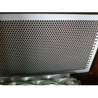 Wholesale Decoration Perforated Metal Mesh Barrier Stainless Steel , Protective Metal Mesh from china suppliers