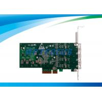 Wholesale Ethernet PCI Express Network Card 1000 Mbps X4 Quad Port Server Adapter from china suppliers