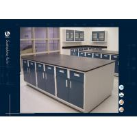 Wholesale Laboratory Centre Bench For College / Physics Laboratory Furniture from china suppliers