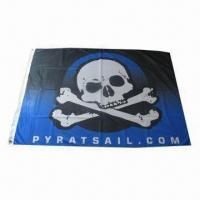 Wholesale 3 x 5ft Digital Printed Polyester National Flag, Customized Designs are Accepted from china suppliers
