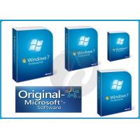 Wholesale English FPP Original Microsoft Windows 7 Professional Retail Box 32&64 Bit from china suppliers