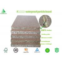 Wholesale Janpan JIS standard flooring grade F 4 star plain waterproof particle board from china suppliers