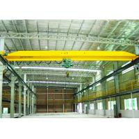 Buy cheap 5ton 10ton  single girder  EOT bridge Crane  For Steel Structure Worshop from wholesalers