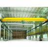 Buy cheap 5ton 10ton  single girder  EOT bridge Crane  For Steel Structure Worshop from wholesalers