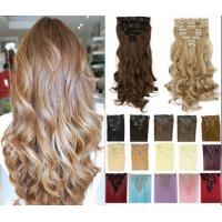 Wholesale High Temperature Synthetic Hair Extensions Long Body Wave No Tangling And No Shedding from china suppliers