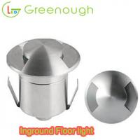 Buy cheap LED Inground Light/ LED Deck light/2 Way Uplight /Floor Light GNH-IG-3W-H-B from wholesalers
