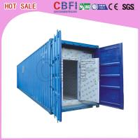 Wholesale Temperature Controlled Cold Storage Containers , Freezer Shipping Containers Quick Freezing from china suppliers