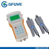 Buy cheap Multi-Function Double Clamp Digital Phase Angle Meter with 10a current clamp from wholesalers