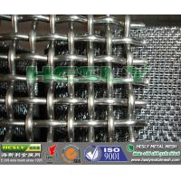 Wholesale 304 crimped wire mesh, double locked crimped wire mesh, 316 crimped wire mesh panel from china suppliers