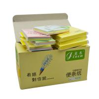 Wholesale Custom Die Cut Sticky Notes Cartoon Memo Pad With Paper Card from china suppliers