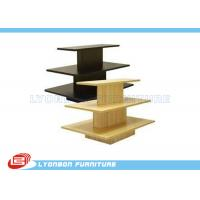 Wholesale OEM Multi-Color Gondola Display Stands / Garment gondola display shelving from china suppliers