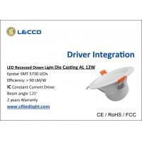 Wholesale Recessed Energy Saving LED Downlight , Led Retrofit Recessed Lighting 100LM / W from china suppliers
