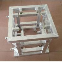 Wholesale Silver Corner Block Truss Coupler , Aluminum Stage Truss System from china suppliers