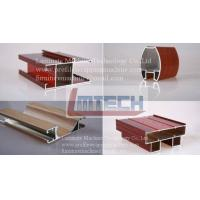 Wholesale Multi-functional membrane profile wrapping machine from china suppliers