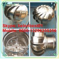 Wholesale 150mm roof turbo ventilator fo tube stainless steel from china suppliers