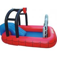 Wholesale Customized inflatable water slides for adults and family , inflatable backyard water park from china suppliers