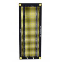 Wholesale OPS Black PCB Breadboard Prototyping Board Stable Electric Insulation Performance from china suppliers