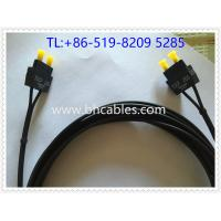 Buy cheap TOCP 255 Toshiba Optical Fiber cable POF JIS-F07 Duplex type from wholesalers