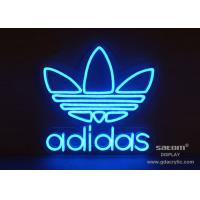Wholesale Outdoor / Indoor Custom Neon Signs , Compact Structure And Convenient Installation from china suppliers