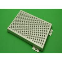 Wholesale High Strength Perforated Aluminum Wall Panels from china suppliers