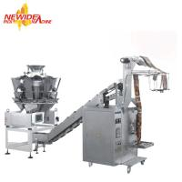 Wholesale Automatic Puffed Food Weighing Filling Pouch Packaging Machine Multifunction from china suppliers