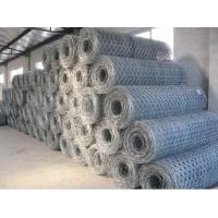 Buy cheap Galvanized Hexagonal Wire Mesh from wholesalers