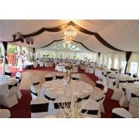 Wholesale 10 X 10 Transparent Marquee Event Tent With Sides Decorations Aluminum Frame from china suppliers