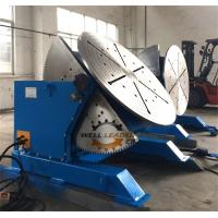 Wholesale Flange Welding Positioner Turntable VFD Speed For Offshore Construction from china suppliers