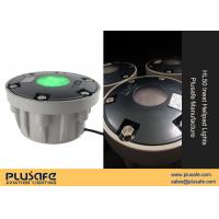 Wholesale Waterproof Helipad Landing Lights 25cd Intensity For Surface Ground Heliport , Green Color from china suppliers