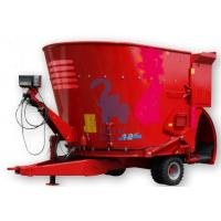 Wholesale Movable Livestock Feed Grinder Mixer , Large Volume Sheep Feed Grinder And Mixer from china suppliers