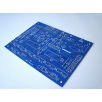 Wholesale FR4 Halogen Free Double Sided PCB Board 0.25mm Min. Hole , OEM from china suppliers