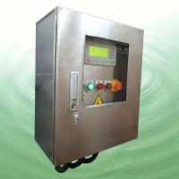 Buy cheap PLC control cabinet for water treatment machines from wholesalers