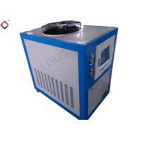 Wholesale 2HP Air Cooled Industrial Chiller For Foamimg Machine , Molding Former from china suppliers