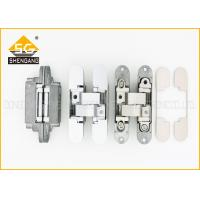 Wholesale European Italy Concealed Interior Invisible Door Hinges Of Zinc Alloy from china suppliers