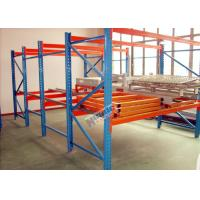 Wholesale Galvanized Pallet Racking Weight Capacity 1200Kg Custom Storage Shelving from china suppliers