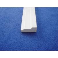 Wholesale Fadeproof Wood + PVC Extrusion Profiles Smooth Surface High Impact Resistant from china suppliers