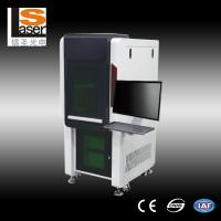 Buy cheap Portable Laser Marker Machine Mark On Brass Cooper , Small Laser Marking Machine from wholesalers