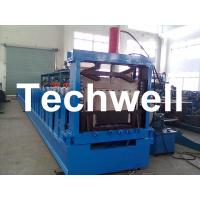 Wholesale 15KW Steel C Shaped, C Profile Purlin Roll Forming Machine For 1.5 - 3.0mm Thickness from china suppliers