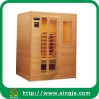 Wholesale Double Sided Control Board Infrared Sauna Equipment(ISR-07) from china suppliers