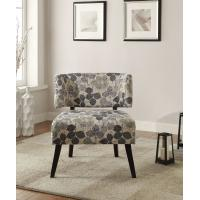 Wholesale Curta Upholstered Accent Chairs Living Room With Tailored And Leaf Pattern from china suppliers