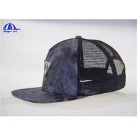 Wholesale 55% Cotton 45% Polyester Trucker Mesh Caps from china suppliers
