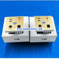 Wholesale Multifunction ethernet wall jack,wall plug wifi router 300mbps from china suppliers