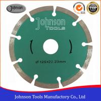 Wholesale 5 Inch Granite Diamond Stone Cutting Blades 125mm Diamond Tip Circular Saw Blade from china suppliers