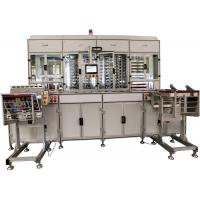 Wholesale High speed Twin stack Smart Card Making Machine Automatic 10 daylights 400 * 500mm from china suppliers