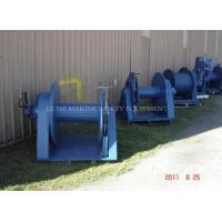 Buy cheap hydraulic anchor windlass marine winch from wholesalers