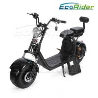 Wholesale Harley scooter with 1500w big motor and double 60v 20ah lithium battery citycoco 2 wheel electric scooter from china suppliers